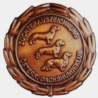 zc3bcchternadel-klein-bronze